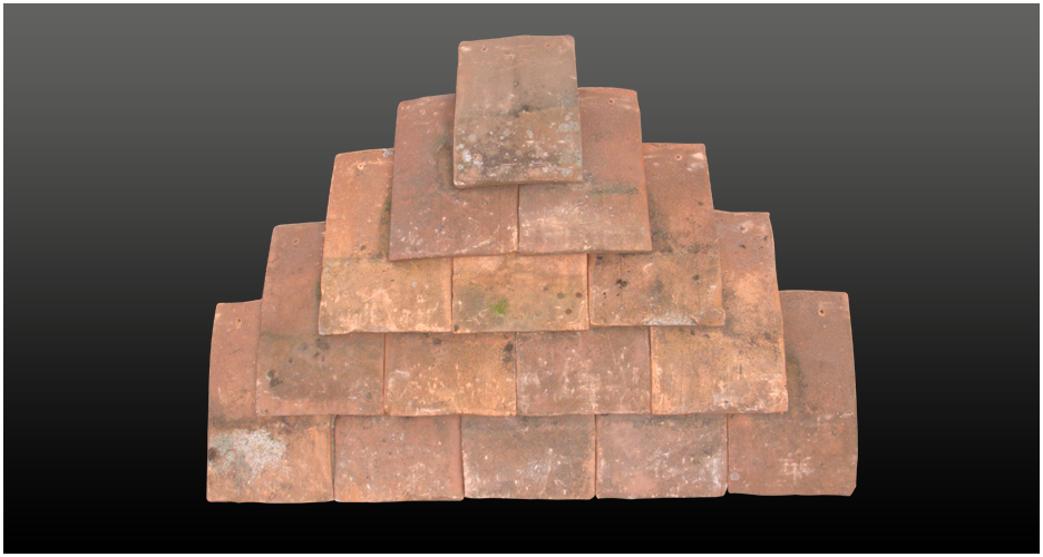 reclaimed roof tiles Essex